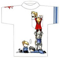 FMA T-Shirt by Series1318