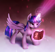 Twilight Magic by Rodrigues404