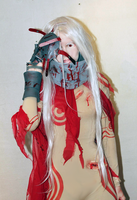 Deadman Wonderland - Shiro by Rirukuo