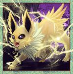 Jolteon by Sparkly-Monster
