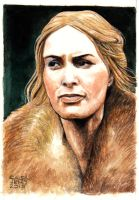Cersei Game of thrones PSC002 by JASONS21