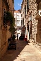Dubrovnik Streets by Artisticats123