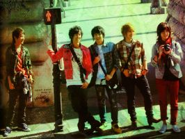 DBSK - Too Much Pretty by crying-ophelia