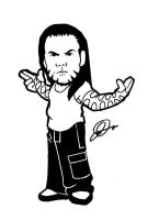jeff hardy by abnormalchild