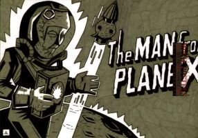 The Man from Planet X by soliton