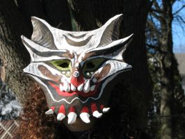 Totemic Maokai Mask by fuzzball288