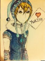 Yukine by EvolutionOfTradition