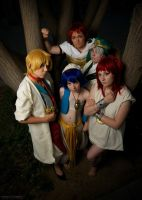 MAGI: Watch out Kou empire...here we come by Lulu-Heartnet