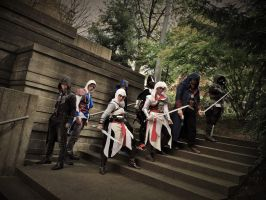 Assassin's Creed Group 2015 by TempusNox