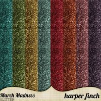 March Madness Glitter by Harper Finch by harperfinch