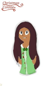 Connie by GoldenTail1