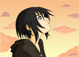 XIV Xion by MelodyCrystel