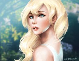 Namine by neon-crystallum