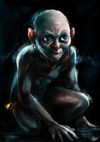 Good Smeagol by BoFeng