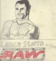 Lance Storm by fate82