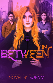 Book Cover 040 - In Between by sohappilyart