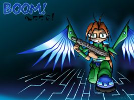 BOOM - Farz WP by Gatobob-Spotty