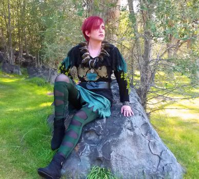 Peter Pan Cosplay by my-savage-garden