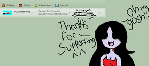 Thanks!! by AT-Marceline
