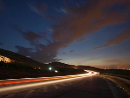 Egnatia Highway Road by NickKoutoulas