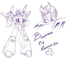 TF- Bluestreak WW by plantman-exe