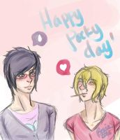 Happy pocky day! by Rocio-the-unicorn