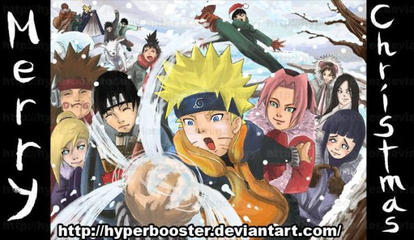 Merry_Christmas_Naruto by hyperbooster