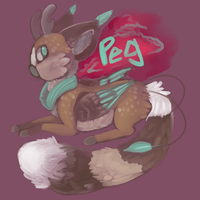 Peg Step by Fenny-Fang
