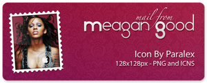 Mail From Meagan Good by paralexLX