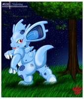 :.:030- Nidorina:.: by Bowser2Queen