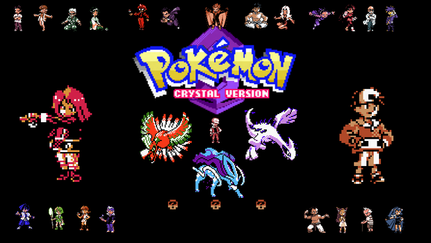 Crystal Randomizer Title by Zeluthus