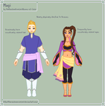 Magi Sheet by theRainbowOverlord