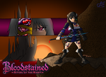 20150816 - Bloodstained ROTN Cover Idea by Dustin-Eaton-Works