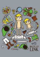 Dress up Link by alsnow