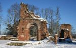 Abbey Ruins Premium by CD-STOCK
