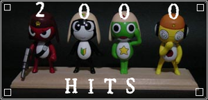 2000 HITS by xrabbit