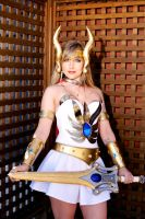 She-Ra: Princess of Power GTA Comic Con #7 by Lightning--Baron