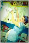 Vintage Housewife by Doubtful-Della