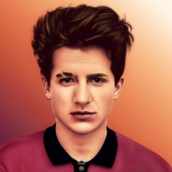 Charlie Puth by ronelibasco