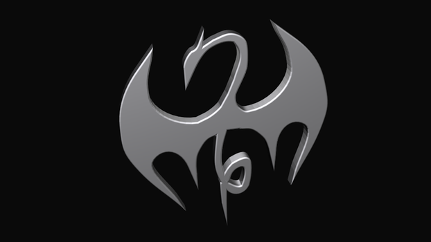 Ironfist Logo by therealitydreamers