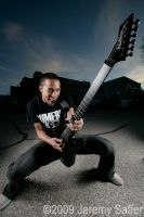 Marc - Veil of Maya - Washburn by JeremySaffer