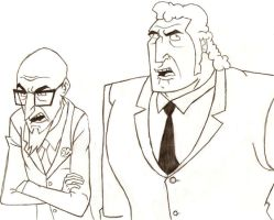 Venture Brothers :: Attempt 2 by agentadvocate