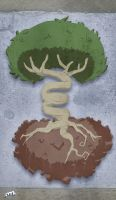 The Tree of Life by protoPrimus