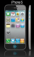 iPhone 5th Gen Concept by TheAndrenator