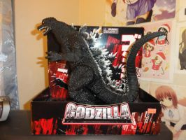 Godzilla final wars figure by Brian12