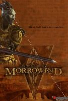 The Elder Scrolls Morrowind by Emmy-has-a-Gun