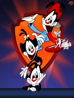 We're Animaniacs by JonnyBCartoonMan