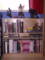My Comic Collection by Pudzz