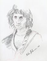 Ritchie Blackmore by psychowolf21