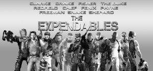 The Expendables by KingJino